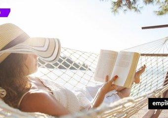 TOP 10 książek na wakacje