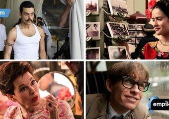 TOP 10 najlepszych aktorskich wcieleń w filmach biograficznych