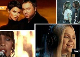 TOP 10 najpiękniejszych romantycznych piosenek z polskich i zagranicznych filmów