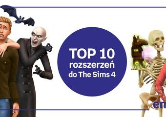TOP 10 rozszerzeń do The Sims 4