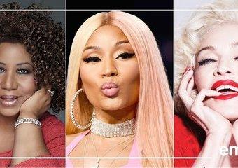 TOP 10 wokalistek, które swoją muzyką wpływają na branżę muzyczną i cały świat