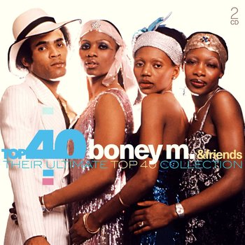 Top 40 Boney M. And Friends-Boney M. and Friends