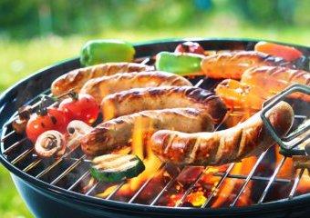Top 5 grilli węglowych do ogrodu