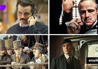 TOP 5 książek i filmów o tematyce przestępczości zorganizowanej