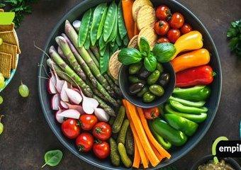 TOP 5 książek kucharskich dla wegetarian