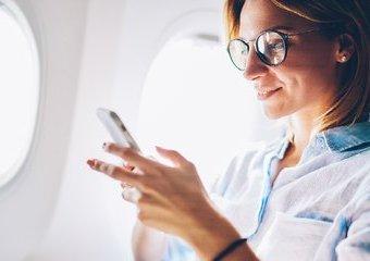 Top 5 pomysłów na nudę w samolocie!
