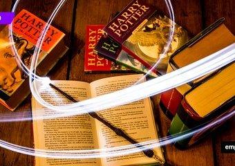 TOP 7 książek, dla tych którzy tęsknią za Harrym Potterem