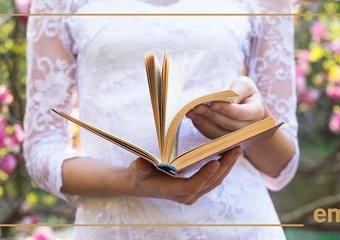 TOP 7 książek, które sprawdzą się na prezent ślubny