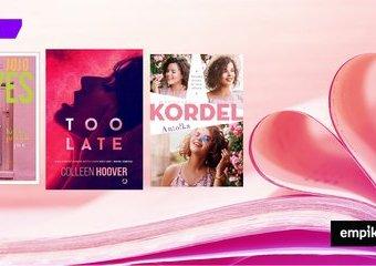 Top 7 romansów i erotyków, czyli gorące powieści na lato