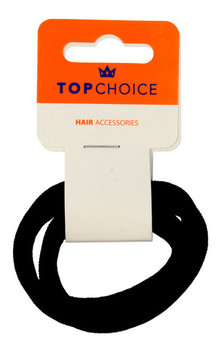 Top Choice, gumki do włosów, karbowane, 2 szt.-Top Choice