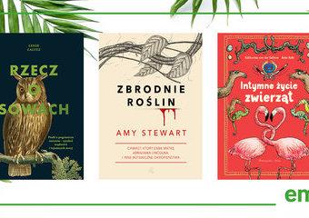 Top niesamowitych książek o życiu natury