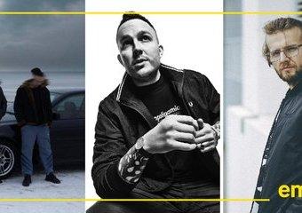 Top nowości - polski hip-hop rośnie w siłę!