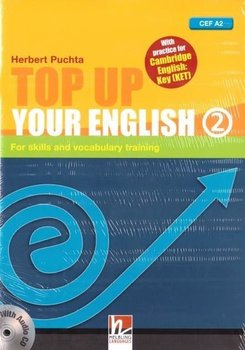 Top Up Your English 2. A2 + CD - Puchta Herbert