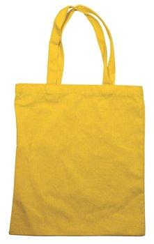 Torba na zakupy, żółta-Aladine