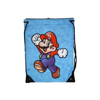 Torba Nintendo Mario Blue Gymbag-Bioworld