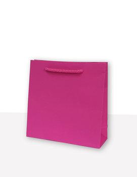 Torebka prezentowa, CD, różowa-Mer Plus