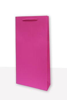 Torebka prezentowa, różowa-Mer Plus