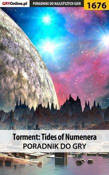 Torment: Tides of Numenera. Poradnik do gry-Misztal Grzegorz Alban3k, Hałas Jacek Stranger