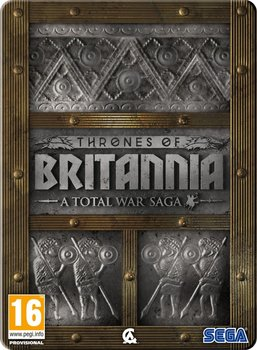 Total War Saga: Thrones of Britannia - Edycja limitowana-Creative Assembly