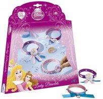 Totum, Księżniczki Disneya, Szczęśliwe bransoletki, zestaw kreatywny