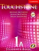 Touchstone Level 1 Student's Book A with Audio CD/CD-ROM-Mccarthy Michael J., Mccarten Jeanne, Sandiford Helen