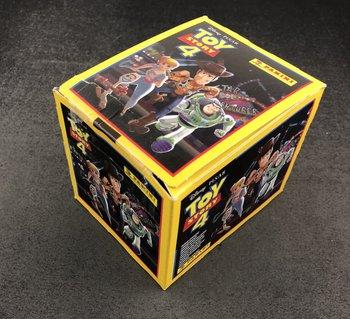 Toy Story 4 Box 36 Saszetek z Naklejkami