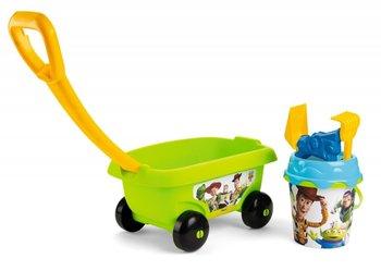 Toy Story, wózek z akcesoriami do piasku-Toy Story