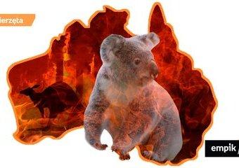 Tragiczne pożary w Australii - jak pomóc zwierzętom?