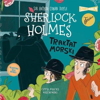 Traktat morski. Klasyka dla dzieci. Sherlock Holmes. Tom 7-Doyle Arthur Conan
