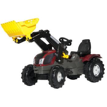 Traktor Valtra z łyżką, jeździk-Rolly Toys