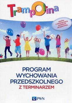 Trampolina. Program wychowania przedszkolnego z terminarzem-Janiak Małgorzata, Witerska Kamila