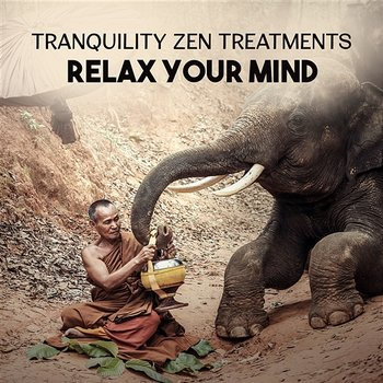 Tranquility Zen Treatments: Relax Your Mind – Pleasant Sounds for Rest, Oasis of Mindfulness Meditation, Divine Calmness-Liquid Relaxation Oasis