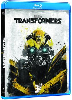 Transformers 3-Bay Michael