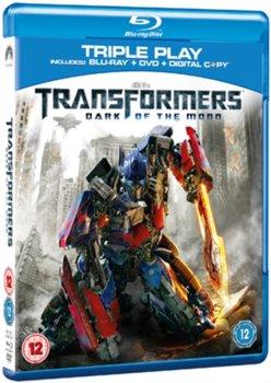 Transformers: Dark of the Moon (brak polskiej wersji językowej)-Bay Michael