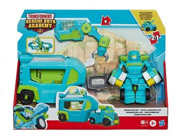 Transformers, figurka kolekcjonerska Rbt Hoist Rescue Trailer-Hasbro