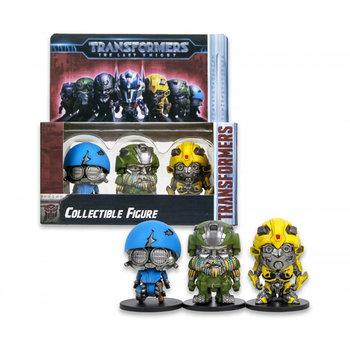Transformers, figurki Hound, Bumblebee, Sqweeks-Hasbro