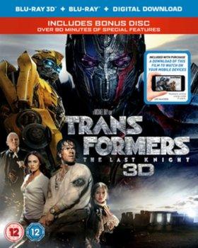 Transformers - The Last Knight (brak polskiej wersji językowej)-Bay Michael