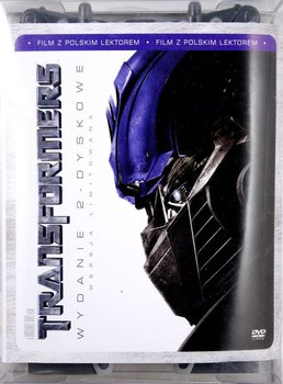 Transformers (wydanie kolekcjonerskie)-Bay Michael