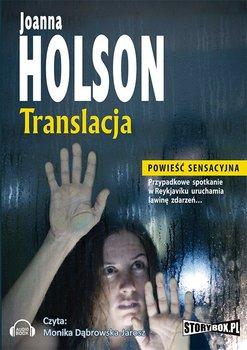 Translacja-Holson Joanna