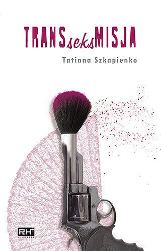 Transseksmisja - Tatiana Szkapienko (okładka)