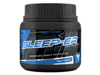 Trec, Booster treningwy, SLEEP-ER, 225 g, tropikalna pomarańcz-Trec