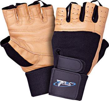 Trec, Rękawiczki Brązowe, rozmiar L-Trec