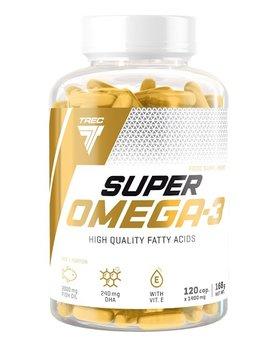 Trec, Suplement diety, Super Omega 3, 120 kapsułek-Trec