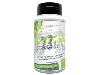 Trec, Witaminy i minerały, Vitamin B-Complex, 60 kaps-Trec