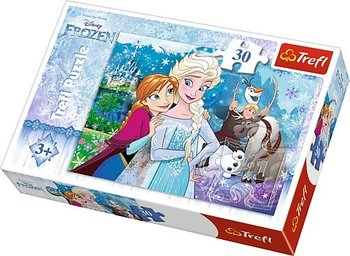Trefl, Frozen, puzzle Uwolnij Magię-Trefl