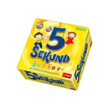 Trefl, gra rodzinna 5 Sekund, Junior-Trefl