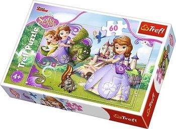 Trefl, Jej Wysokość Zosia, puzzle Przygody księżniczki Zosi-Trefl