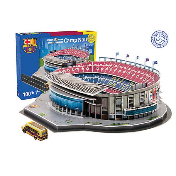 trefl puzzle 3d stadion fc barcelona trefl za zabawki. Black Bedroom Furniture Sets. Home Design Ideas