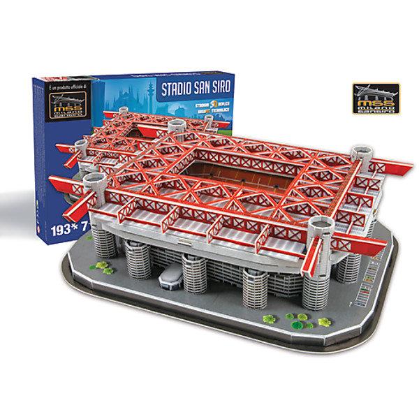 trefl puzzle 3d stadion san siro trefl sklep empik com. Black Bedroom Furniture Sets. Home Design Ideas