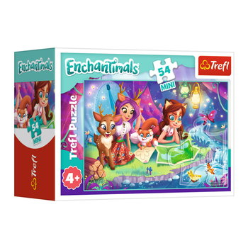 Trefl, puzzle Enchantimals, 19617 - Trefl